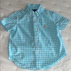 POLO button down / shortsleeved